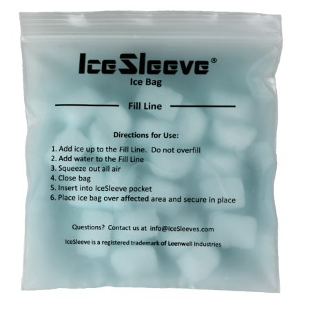 Ice Bag - 6x6, Pack of 5