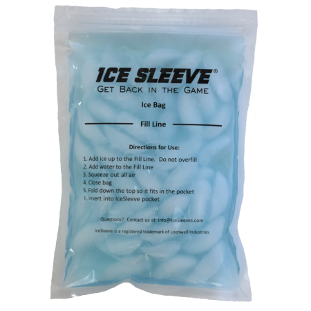 Ice Bag - 8x10, Pack of 5