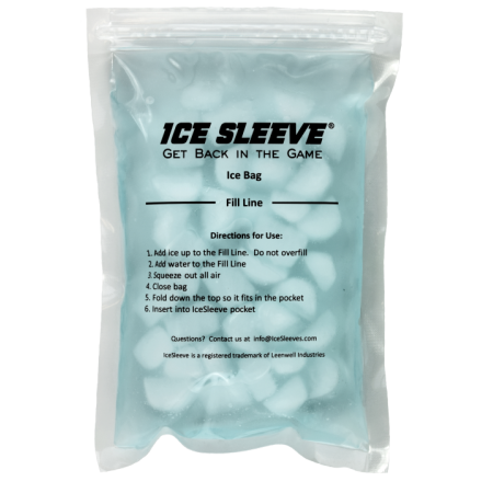 Ice Bag - 6x8, Pack of 5