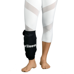 Small Calf or Shin Ice Wrap